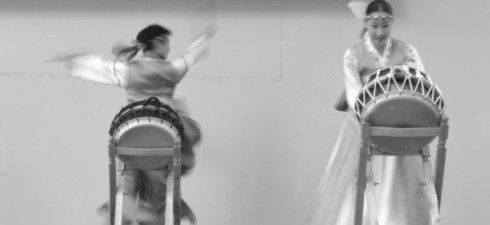 Korean Traditional Music and Dance Institute performers