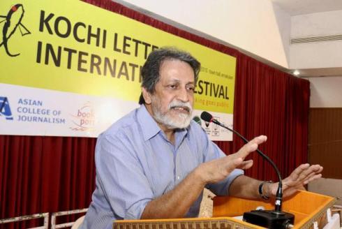 Prabhat Patnaik. Photo courtesy Vipin Chandran/The Hindu
