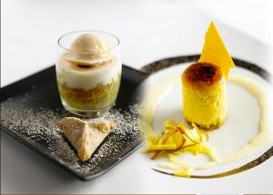Pastry chef Surbhi Sahni crafts delicate, delectable desserts