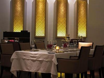 Ziya at Mumbai's Oberoi Hotel