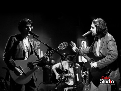 Noori in Coke Studio Pakistan
