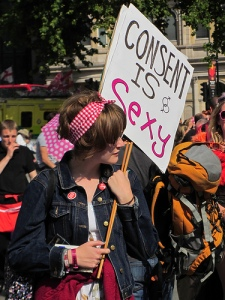 SlutWalk London 2011 by Garry Knight