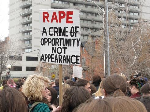 SlutWalk Ottawa by Rebecca Wolsak