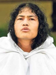 Irom Sharmila. Courtesy Prachatai